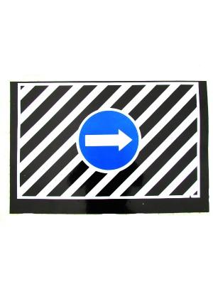 Aparatori noroi cu indicator pentru Camion 60 x 40 cm