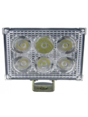 Proiector LED ART318 FLOOD 60°, 18W. 12/24V (ART318) - Scule